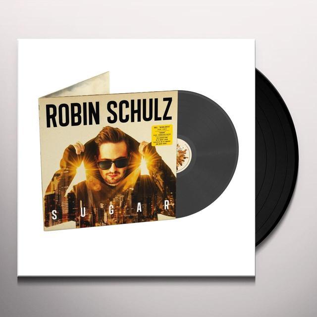 ROBIN SCHULZ SUGAR Vinyl Record - Canada Import