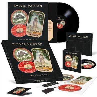 Sylvie Vartan UNE VIE EN MUSIQUE: LIMITED Vinyl Record