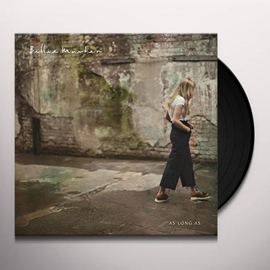 Billie Marten AS LONG AS Vinyl Record
