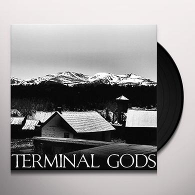 TERMINAL GODS BOUNDLESS B/W DRIVING HOME FOR CHRISTMAS Vinyl Record - UK Import