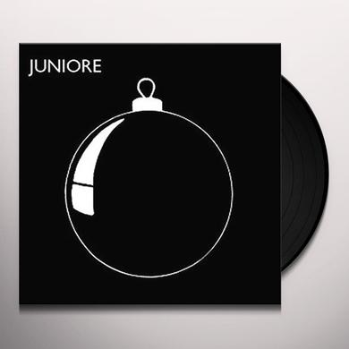 Juniore DE SAISON B/W POUR NOEL/CETTE ANNEE Vinyl Record