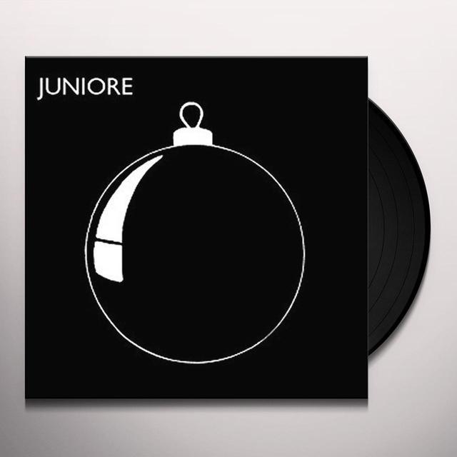 Juniore DE SAISON B/W POUR NOEL/CETTE ANNEE Vinyl Record - UK Import