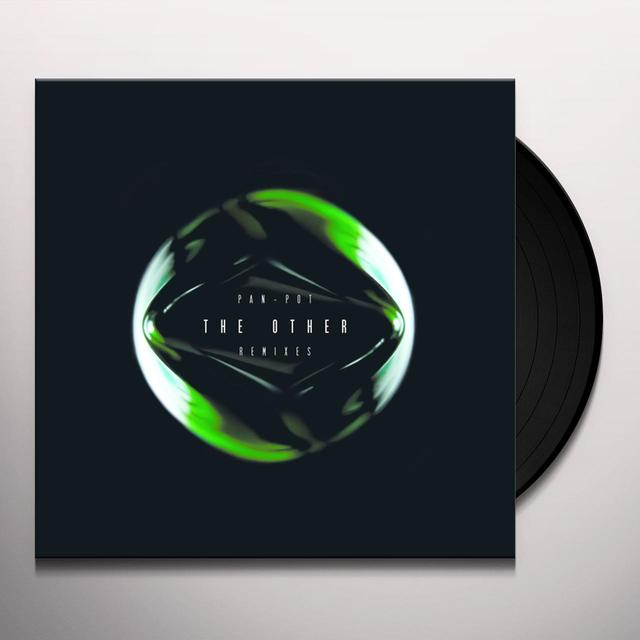 Pan-Pot OTHER REMIXES Vinyl Record - UK Release