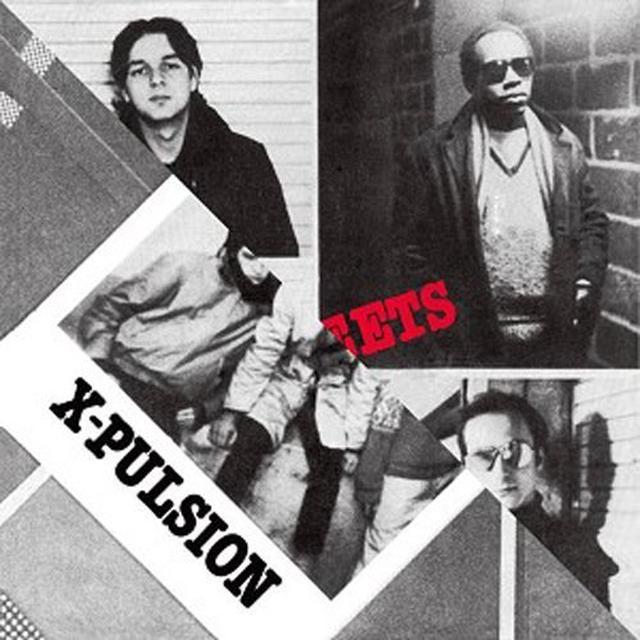 X- PULSION/STREETS (SPLIT) Vinyl Record