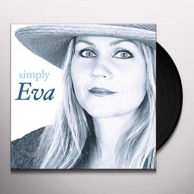 Eva Cassidy SIMPLY EVA Vinyl Record - 180 Gram Pressing, UK Import