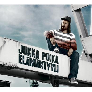JUKKA POIKA ELAMANTYYLI Vinyl Record