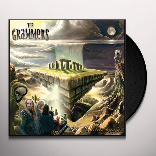 GRAMMERS ELECTRA MAGIC Vinyl Record