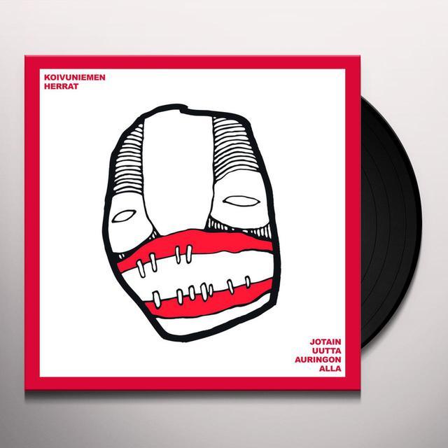 KOIVUNIEMEN HERRAT JOTAIN UUTTA AURINGO ALLA Vinyl Record