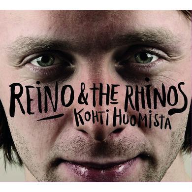 REINO & THE RHINOS KOHTI HUOMISTA Vinyl Record