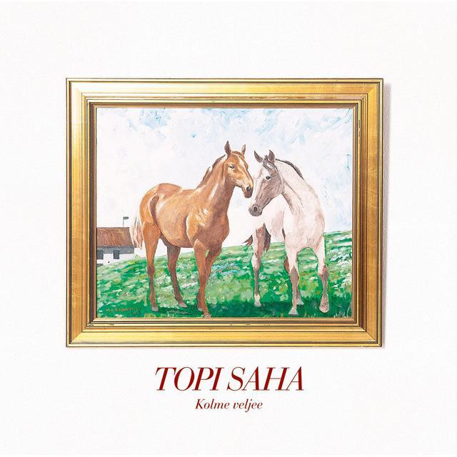Topi Saha KOLME VELJEE Vinyl Record
