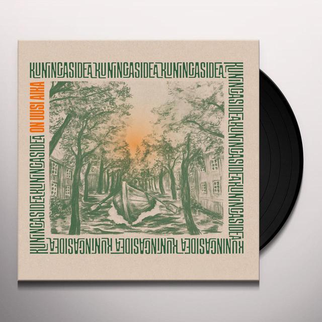 KUNINGASIDEA ON UUSI AIKA Vinyl Record