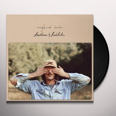 Rayland Baxter FEATHERS & FISHOOKS Vinyl Record