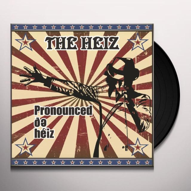 PRONOUNCED DE HEIZ Vinyl Record