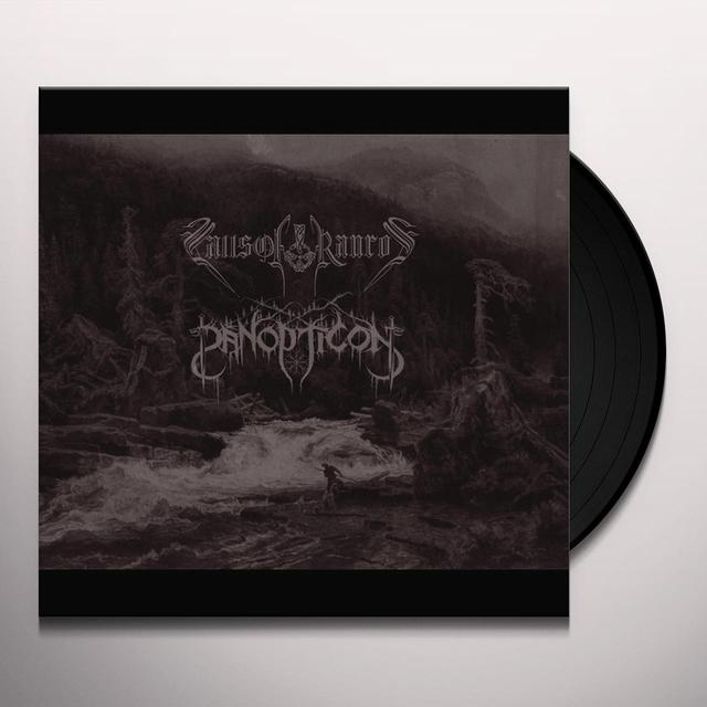 FALLS OF RAUROS / PANOPTICON BROTHERHOOD Vinyl Record