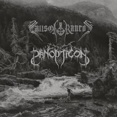 FALLS OF RAUROS / PANOPTICON BROTHERHOOD Vinyl Record - Limited Edition