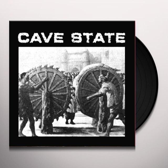 Cave State MANFERIOR Vinyl Record