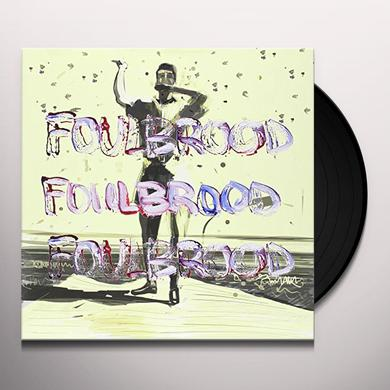 Two Inch Astronaut FOULBROOD Vinyl Record