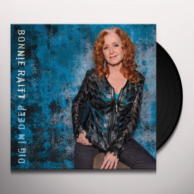 Bonnie Raitt DIG IN DEEP (45 RPM LP) (FRPM) Vinyl Record - 180 Gram Pressing