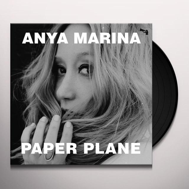 Anya Marina PAPER PLANE Vinyl Record