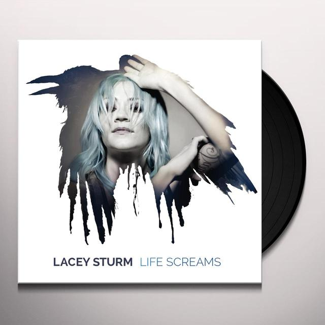 Lacey Sturm LIFE SCREAMS Vinyl Record