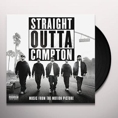 STRAIGHT OUTTA COMPTON / O.S.T. (GATE) STRAIGHT OUTTA COMPTON / O.S.T. Vinyl Record