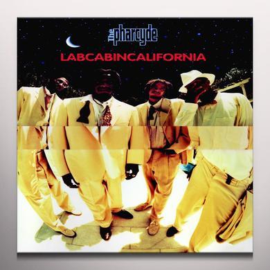 Pharcyde LABCABINCALIFORNIA Vinyl Record - Gold Vinyl, Anniversary Edition
