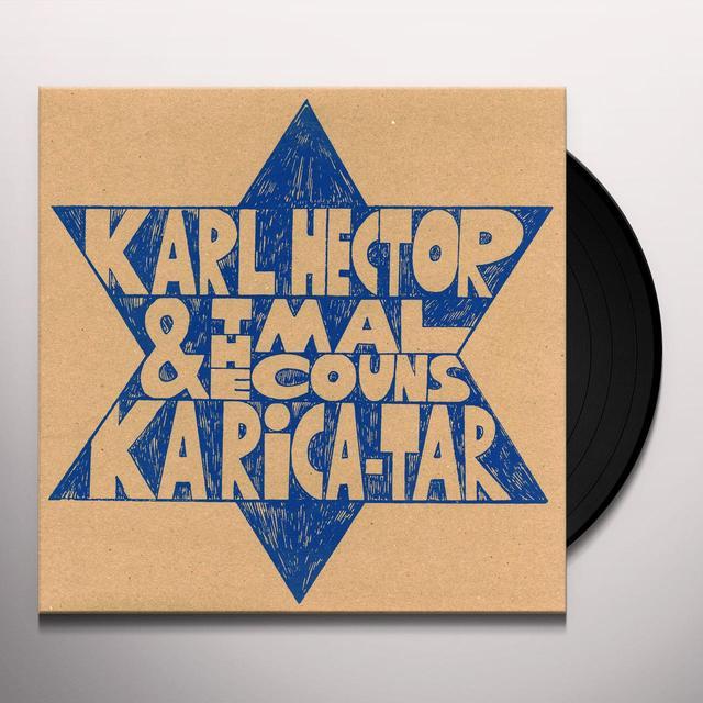 Karl Hector & the Malcouns KA RICA-TAR Vinyl Record