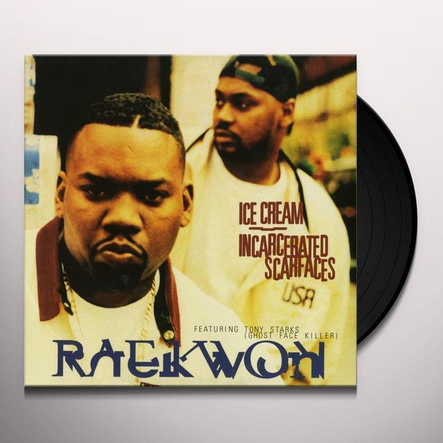 Raekwon ICE CREAM Vinyl Record