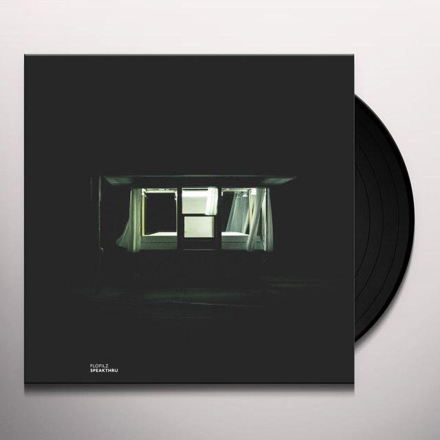 FLOFILZ SPEAKTHRU Vinyl Record