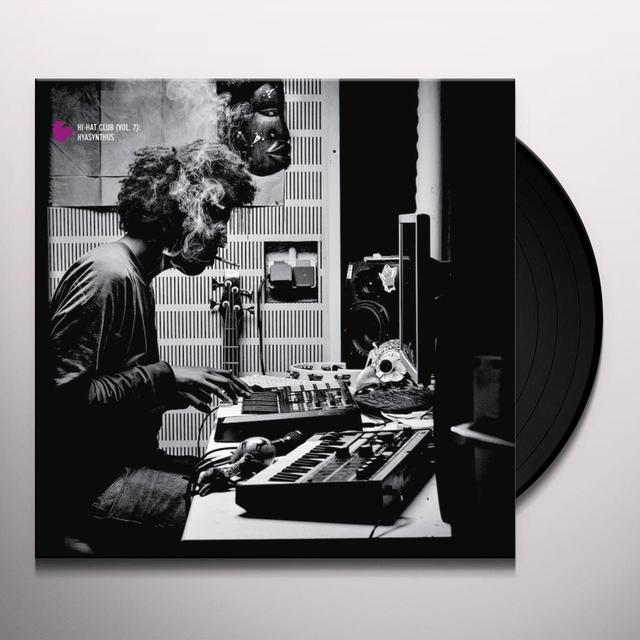 KNOWSUM HI-HAT CLUB 7: HYASYNTHUS Vinyl Record