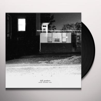 Del Paxton WORST SUMMER EVER Vinyl Record