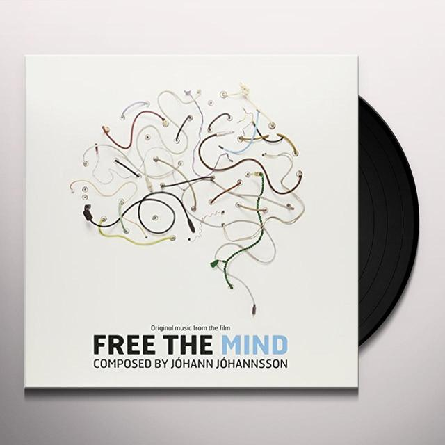Johann Johannsson FREE THE MIND - O.S.T. Vinyl Record