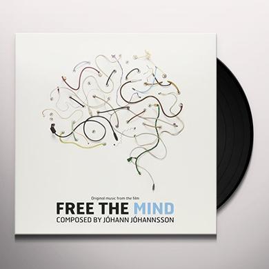 Johann Johannsson FREE THE MIND - O.S.T. Vinyl Record