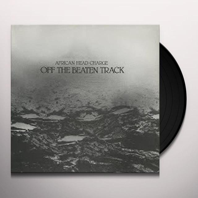 African Head Charge OFF THE BEATEN TRACK Vinyl Record - Digital Download Included