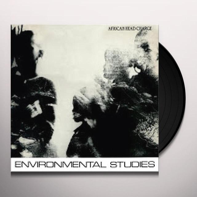 African Head Charge ENVIRONMENTAL STUDIES Vinyl Record - Digital Download Included