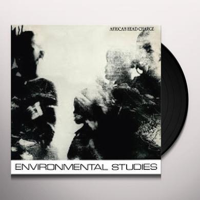 African Head Charge ENVIRONMENTAL STUDIES Vinyl Record - Digital Download Included