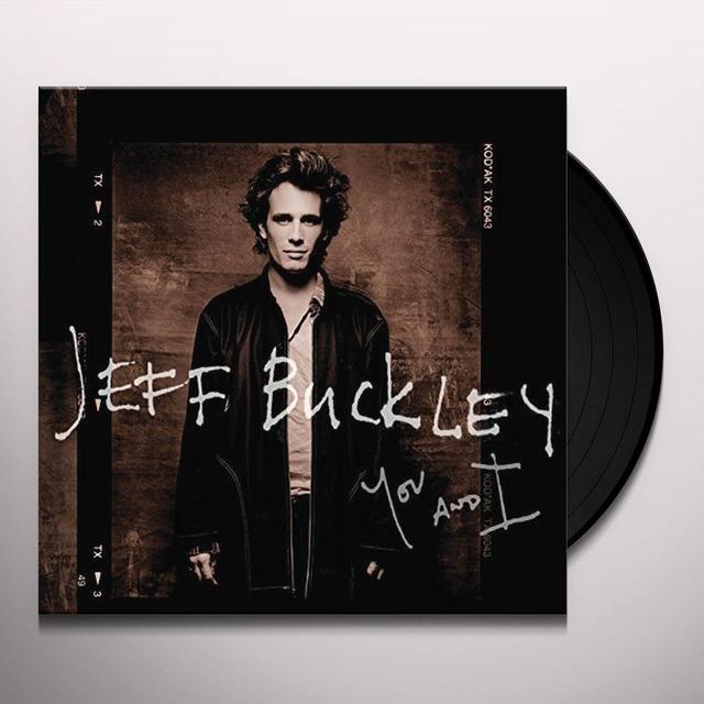 Jeff Buckley YOU & I Vinyl Record - Gatefold Sleeve, 180 Gram Pressing