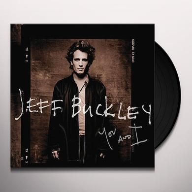 Jeff Buckley YOU & I Vinyl Record - Gatefold Sleeve, 180 Gram Pressing
