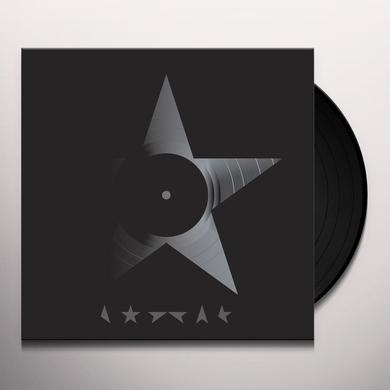 David Bowie BLACKSTAR Vinyl Record