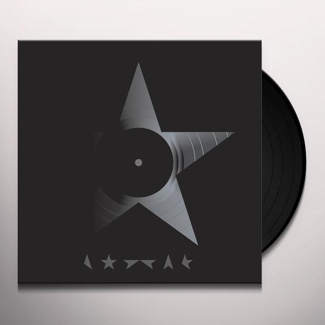 David Bowie BLACKSTAR   (DLI) Vinyl Record - Gatefold Sleeve, 180 Gram Pressing