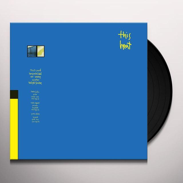 THIS HEAT Vinyl Record - Gatefold Sleeve, 180 Gram Pressing, Remastered, Reissue