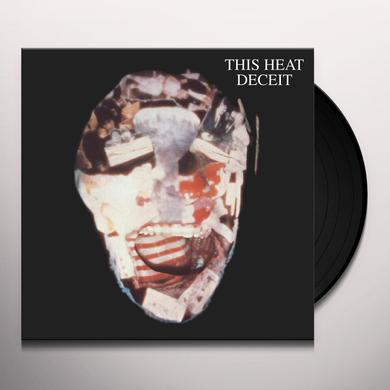 This Heat DECEIT Vinyl Record - Gatefold Sleeve, 180 Gram Pressing, Remastered, Reissue