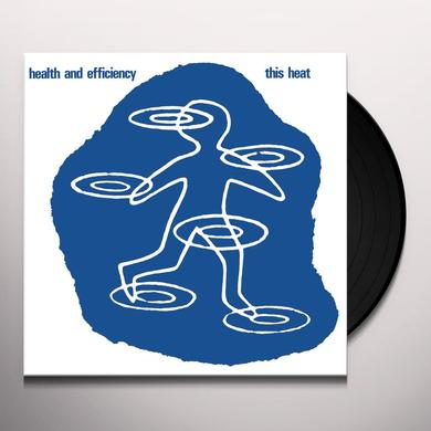 This Heat HEALTH & EFFICIENCY Vinyl Record - Gatefold Sleeve, 180 Gram Pressing, Remastered, Reissue