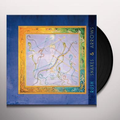 Rush SNAKES & ARROWS Vinyl Record