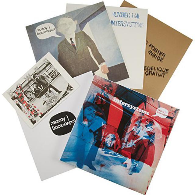 INTERSYSTEMS Vinyl Record