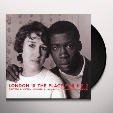LONDON IS THE PLACE FOR ME 2: CALYPSO & KWEL / VAR Vinyl Record