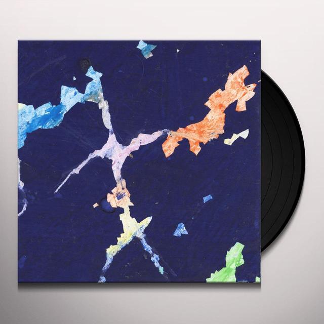 ASTRAL SOCIAL CLUB / GLOCKENSPIEL SPLIT Vinyl Record