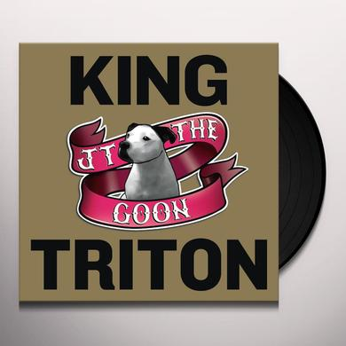 JT The Goon KING TRITON Vinyl Record