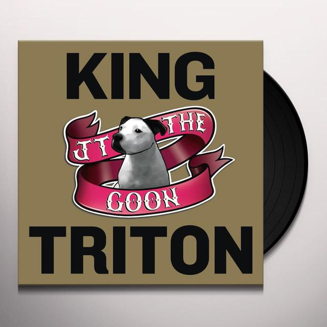 JT The Goon KING TRITON Vinyl Record