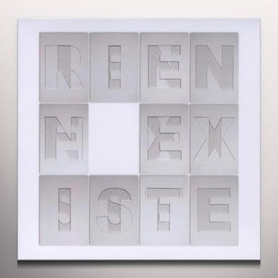 UNTIED KNOT RIEN N'EXISTE Vinyl Record - Clear Vinyl